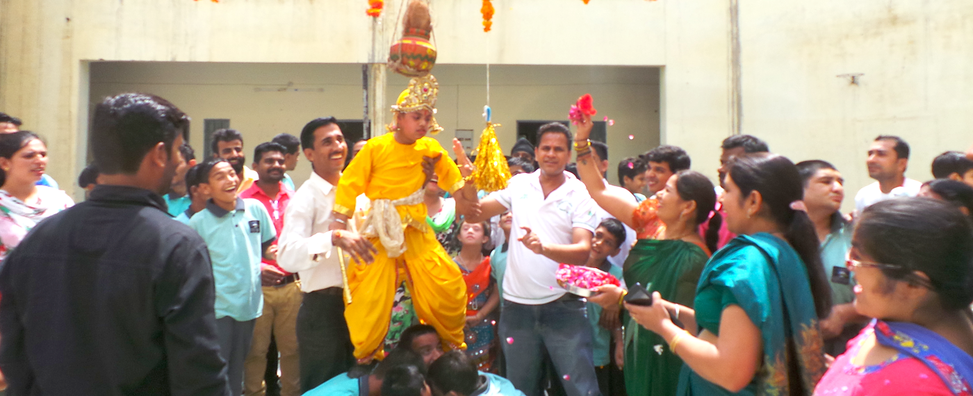 Janamashtami Celebrations