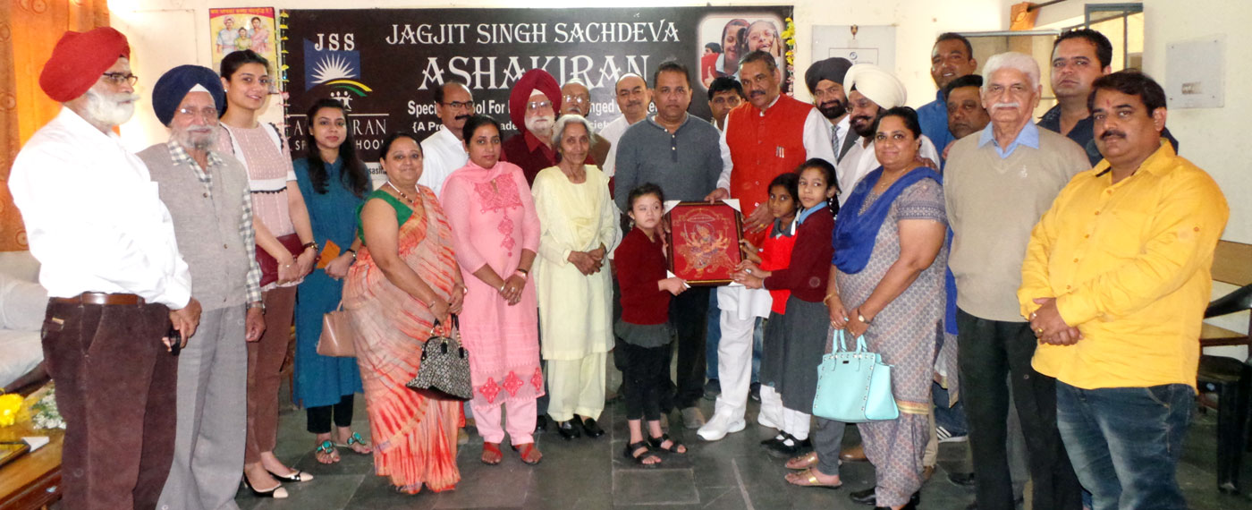 Visit of Sh. Vijay Sampla Ji