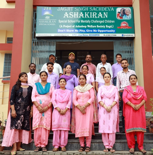 School All Staff Members